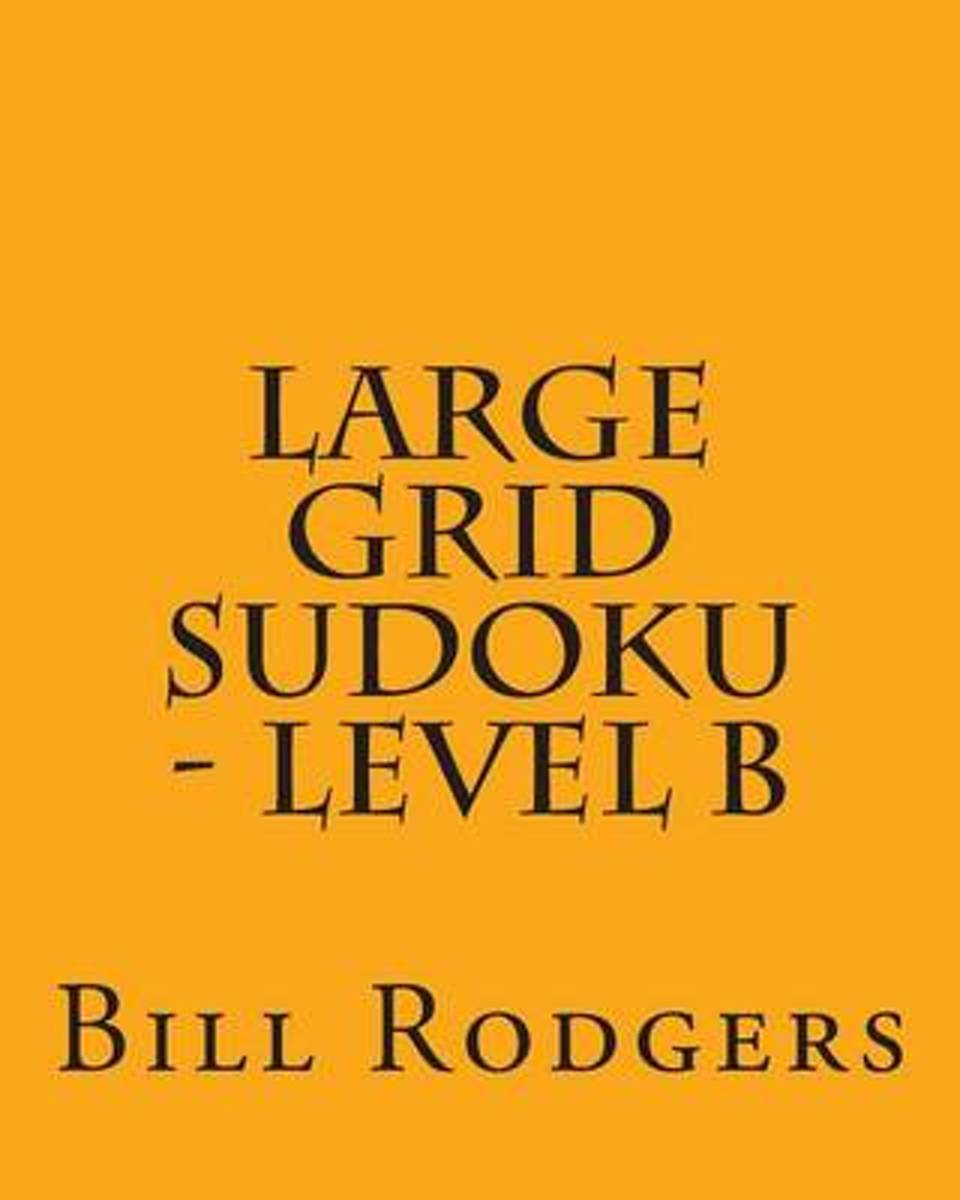 Large Grid Sudoku - Level B