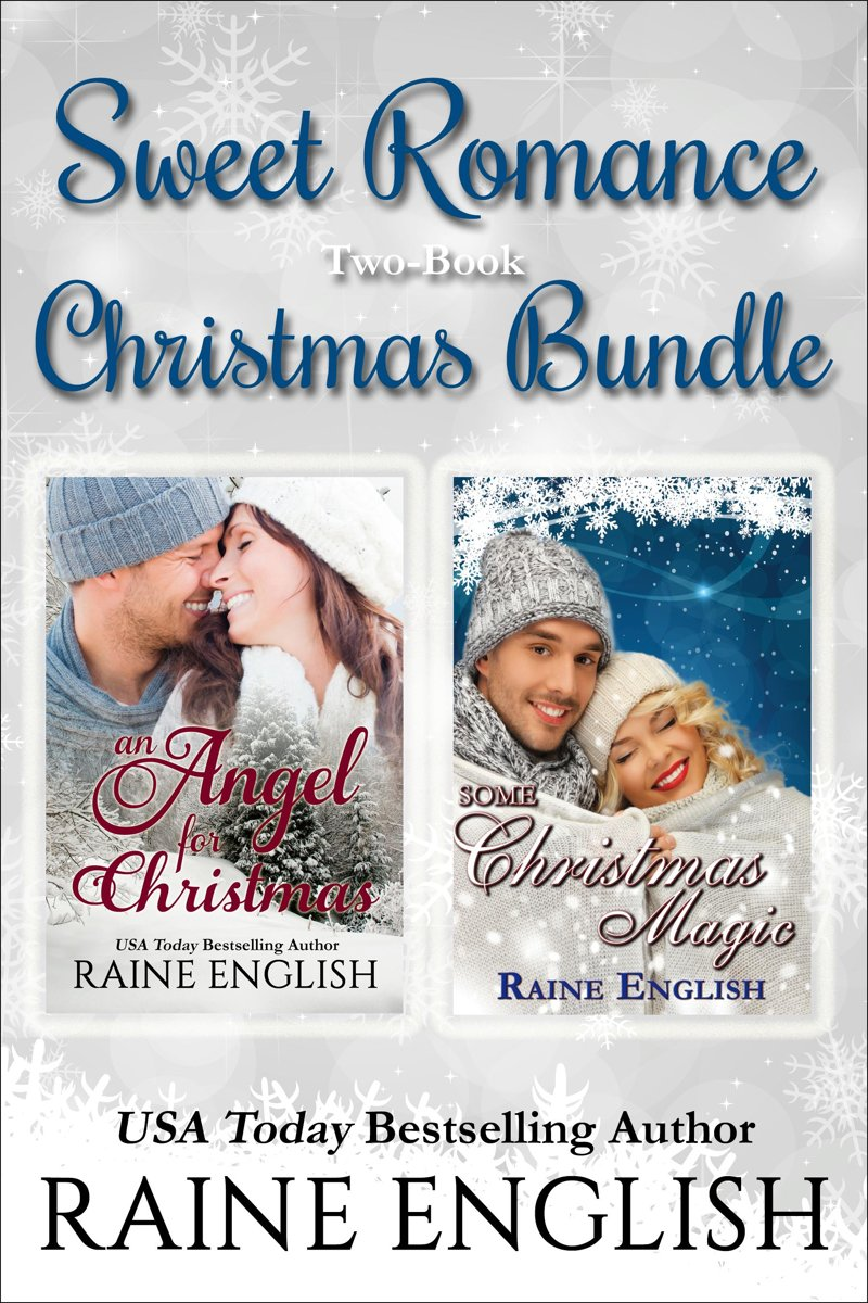Sweet Romance Two-Book Christmas Bundle: An Angel for Christmas and Some Christmas Magic