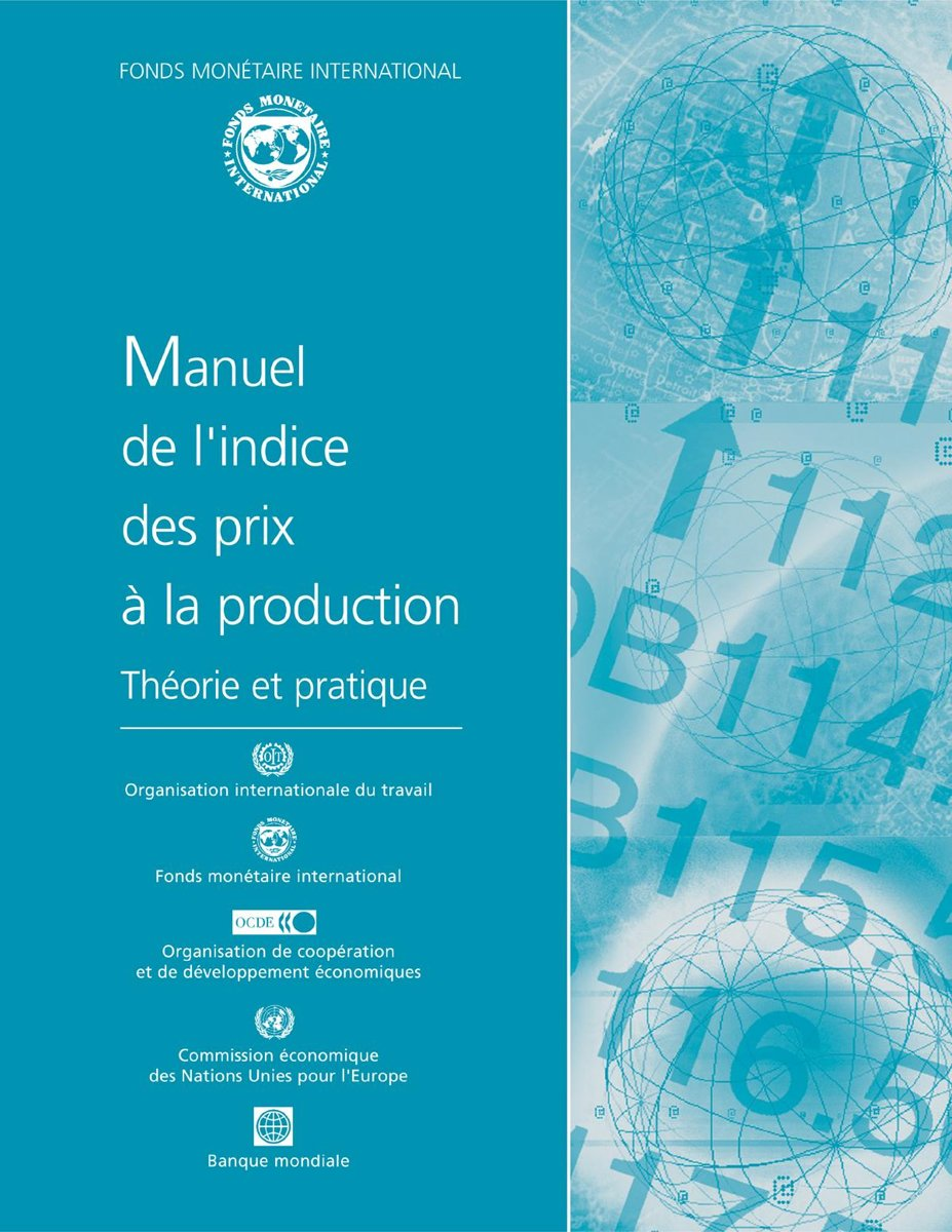 Producer Price Index Manual: Theory and Practice (EPub)