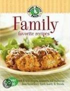 Family Favorites Recipes