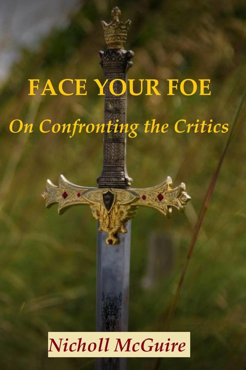 Face Your Foe On Confronting The Critics
