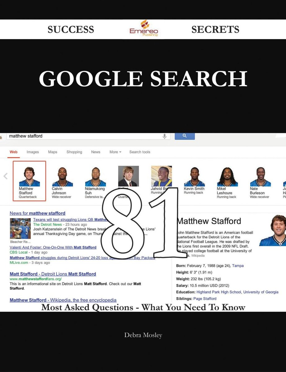 Google search 81 Success Secrets - 81 Most Asked Questions On Google search - What You Need To Know