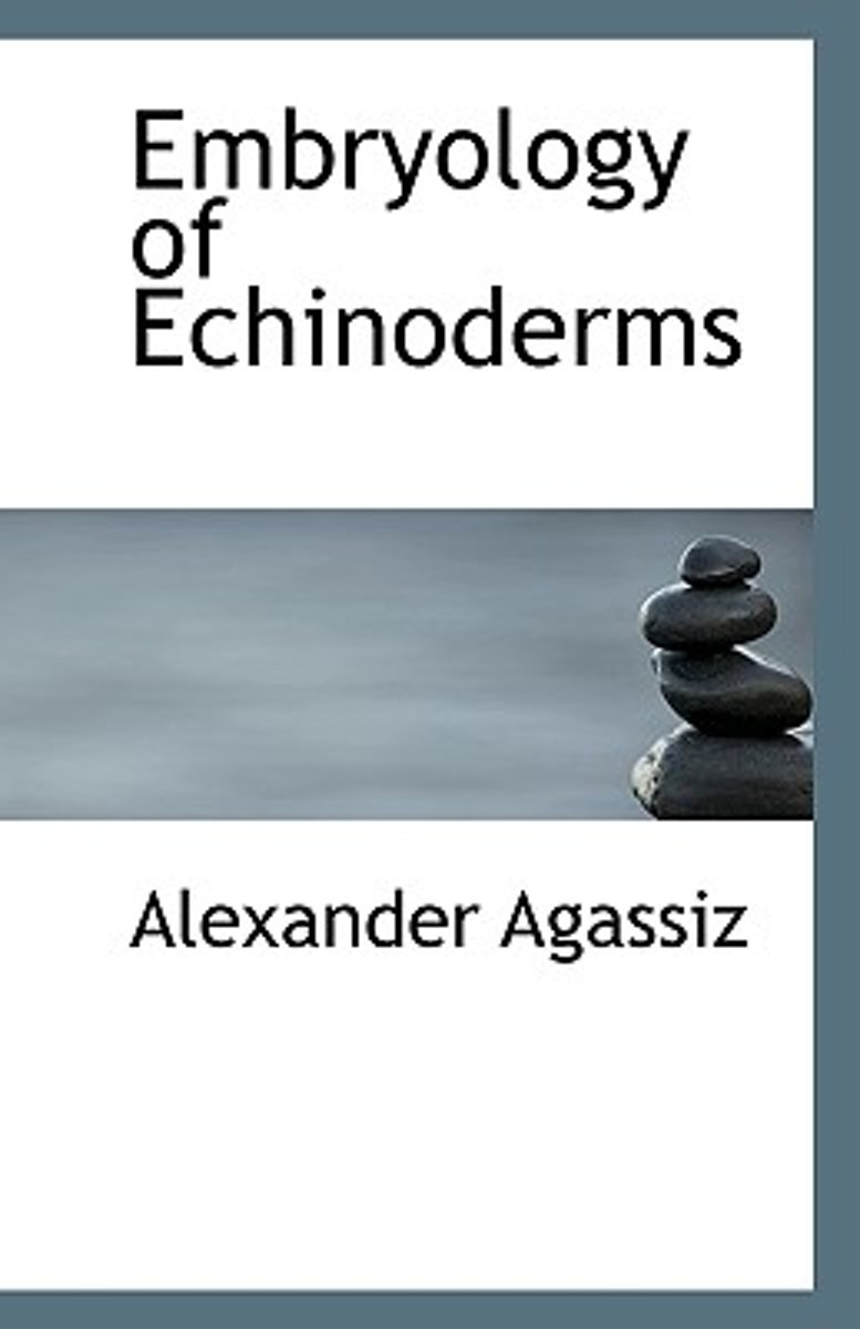Embryology of Echinoderms