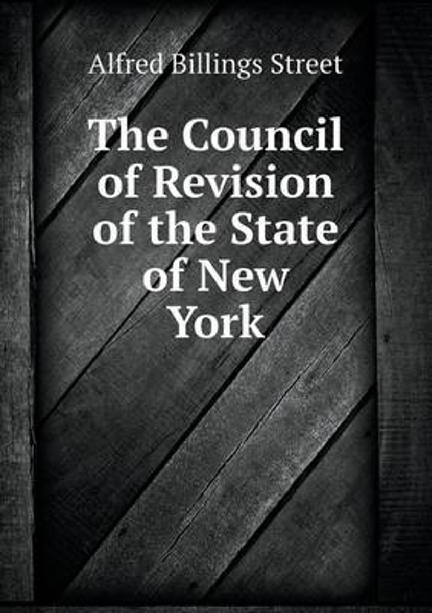 The Council of Revision of the State of New York