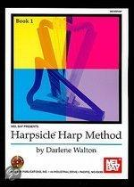 Harpsicle Harp Method, Book 1 [With Dvd]
