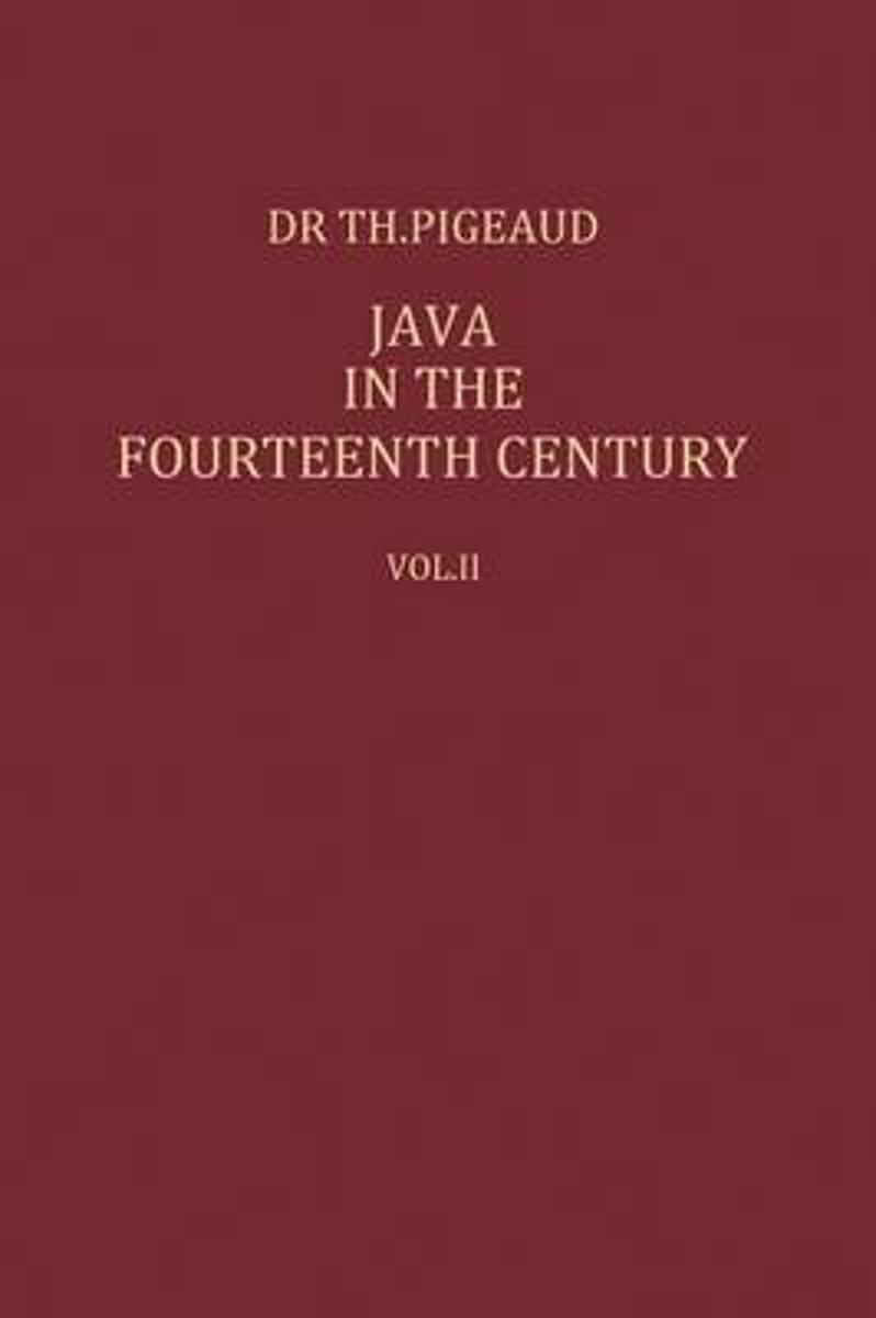 Java in the 14th Century
