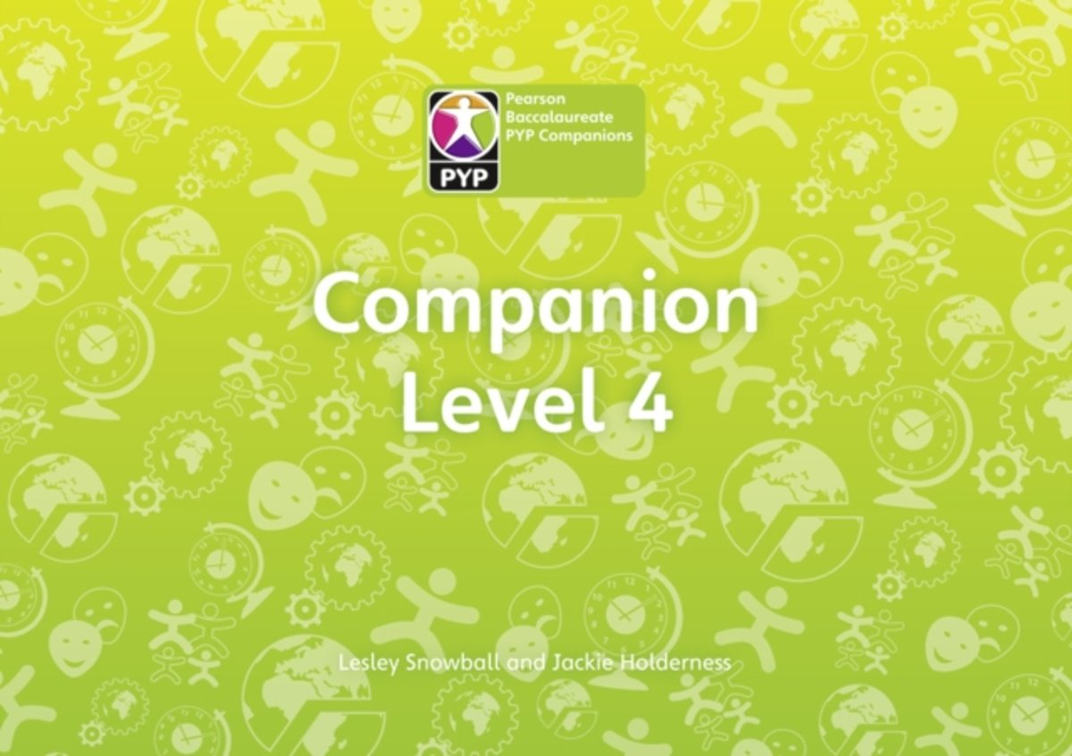 Primary Years Programme Level 4 Companion Pack of 6