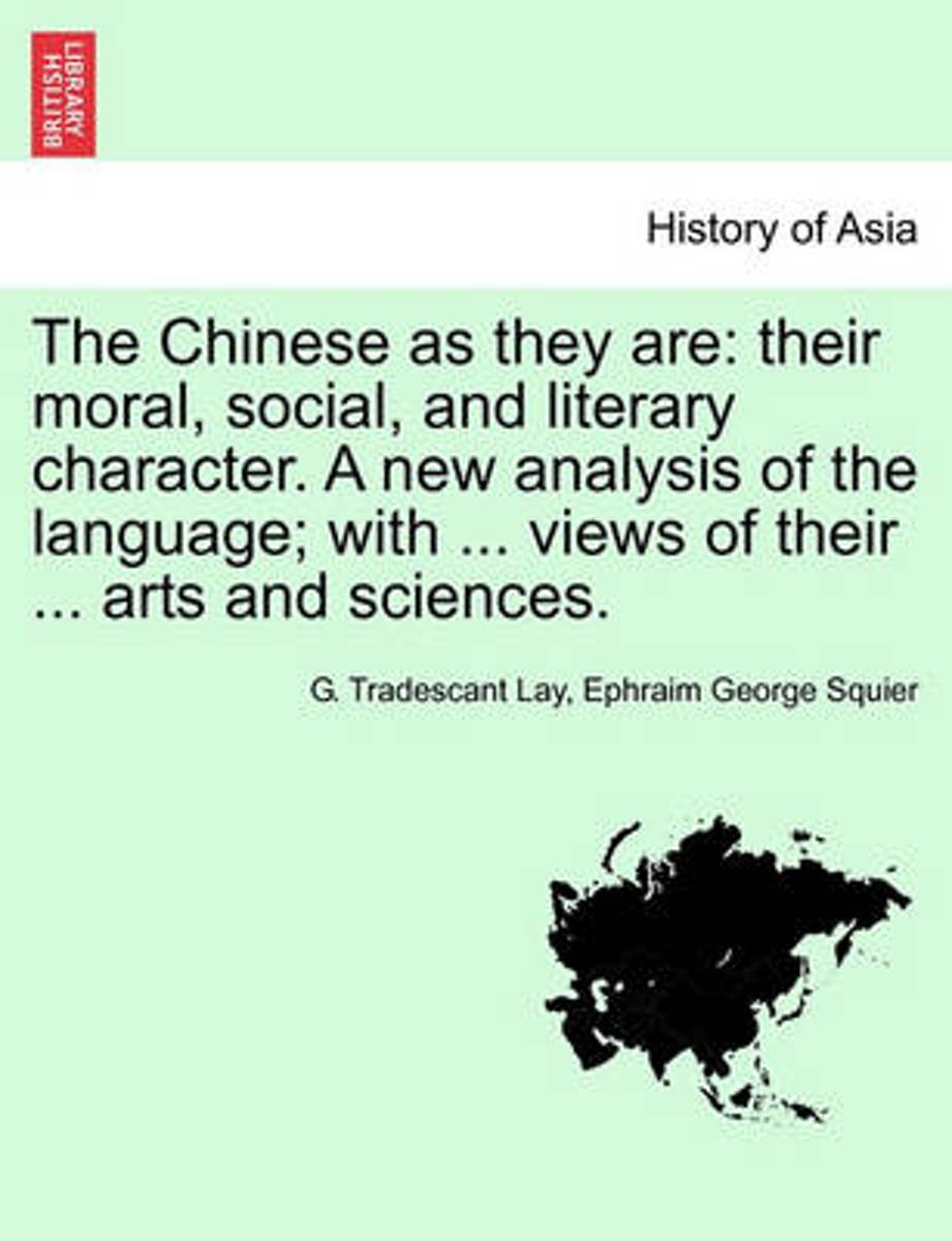 The Chinese as They Are image