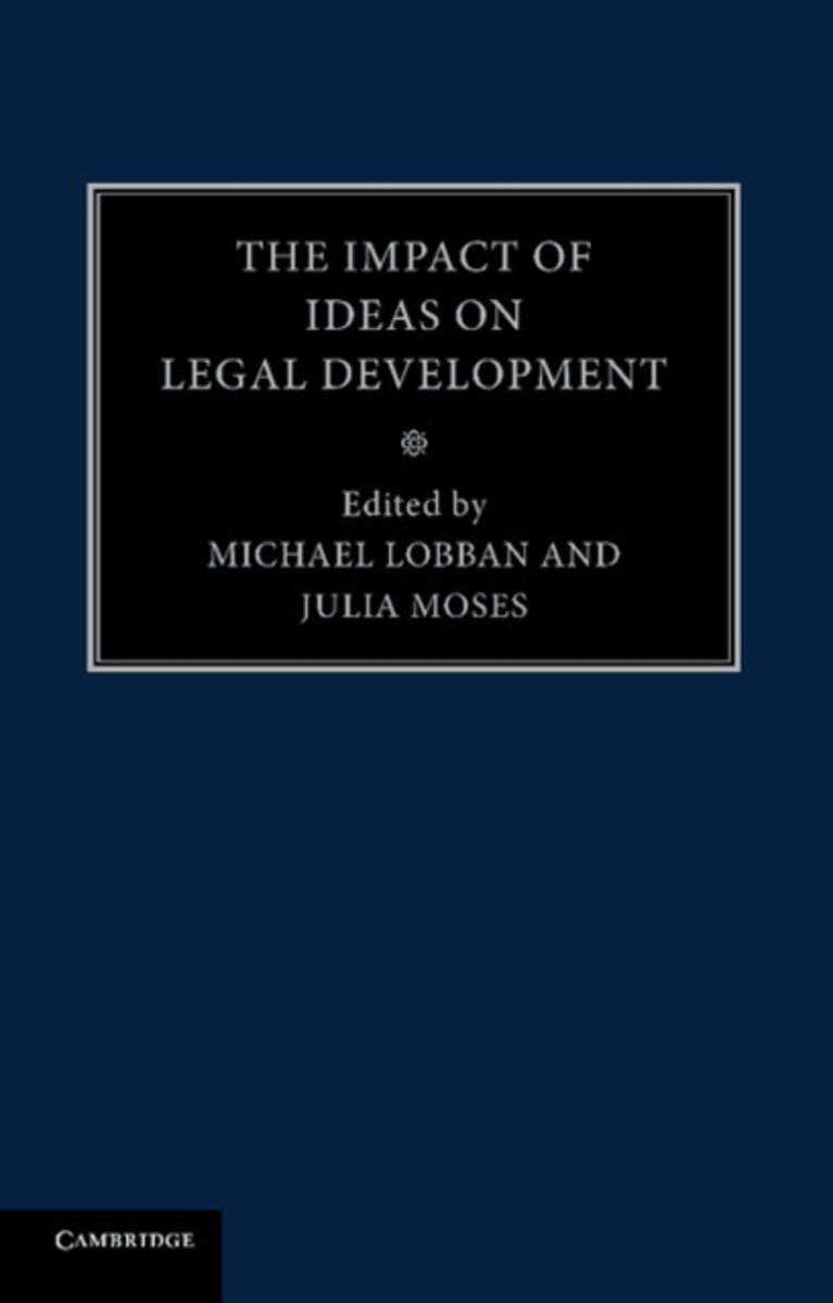 The Impact of Ideas on Legal Development
