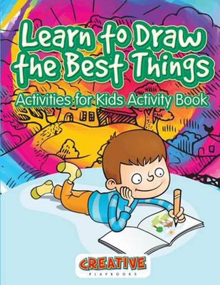 Learn to Draw the Best Things