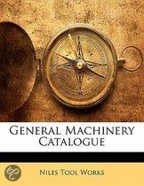 General Machinery Catalogue