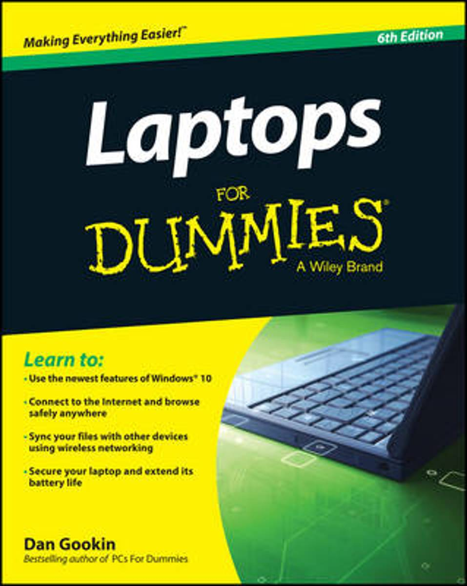 Laptops for Dummies, 6th Edition