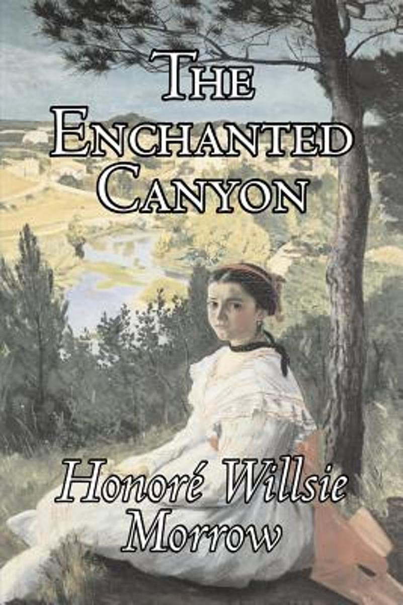 The Enchanted Canyon by Honore Willsie Morrow, Fiction, Classics, Literary