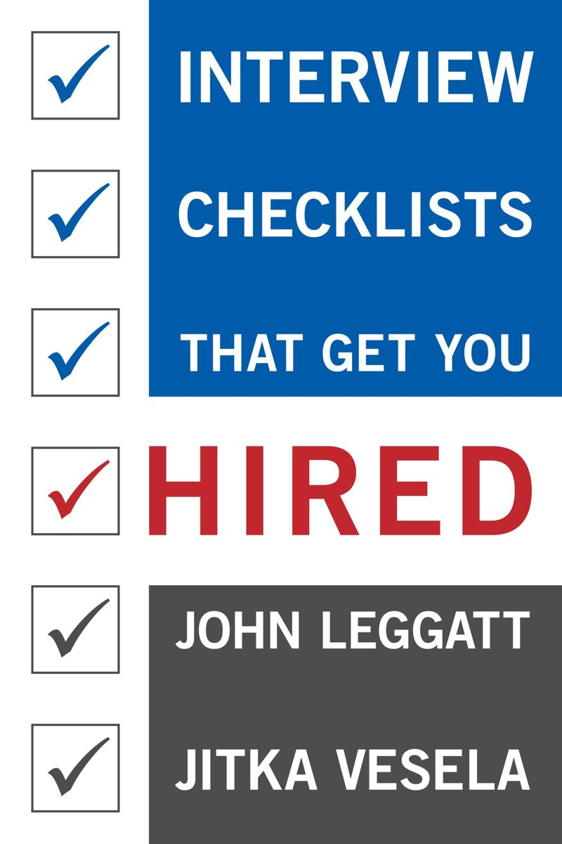 Interview Checklists That Get You Hired