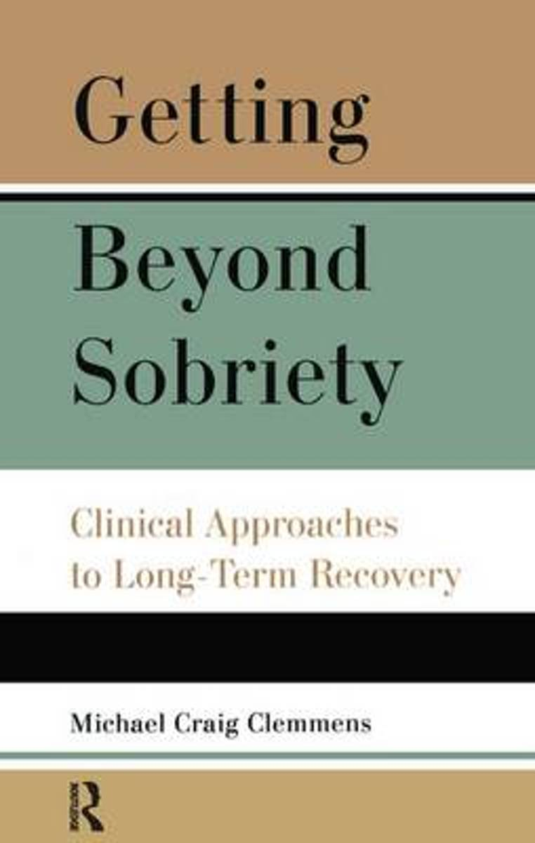 Getting Beyond Sobriety