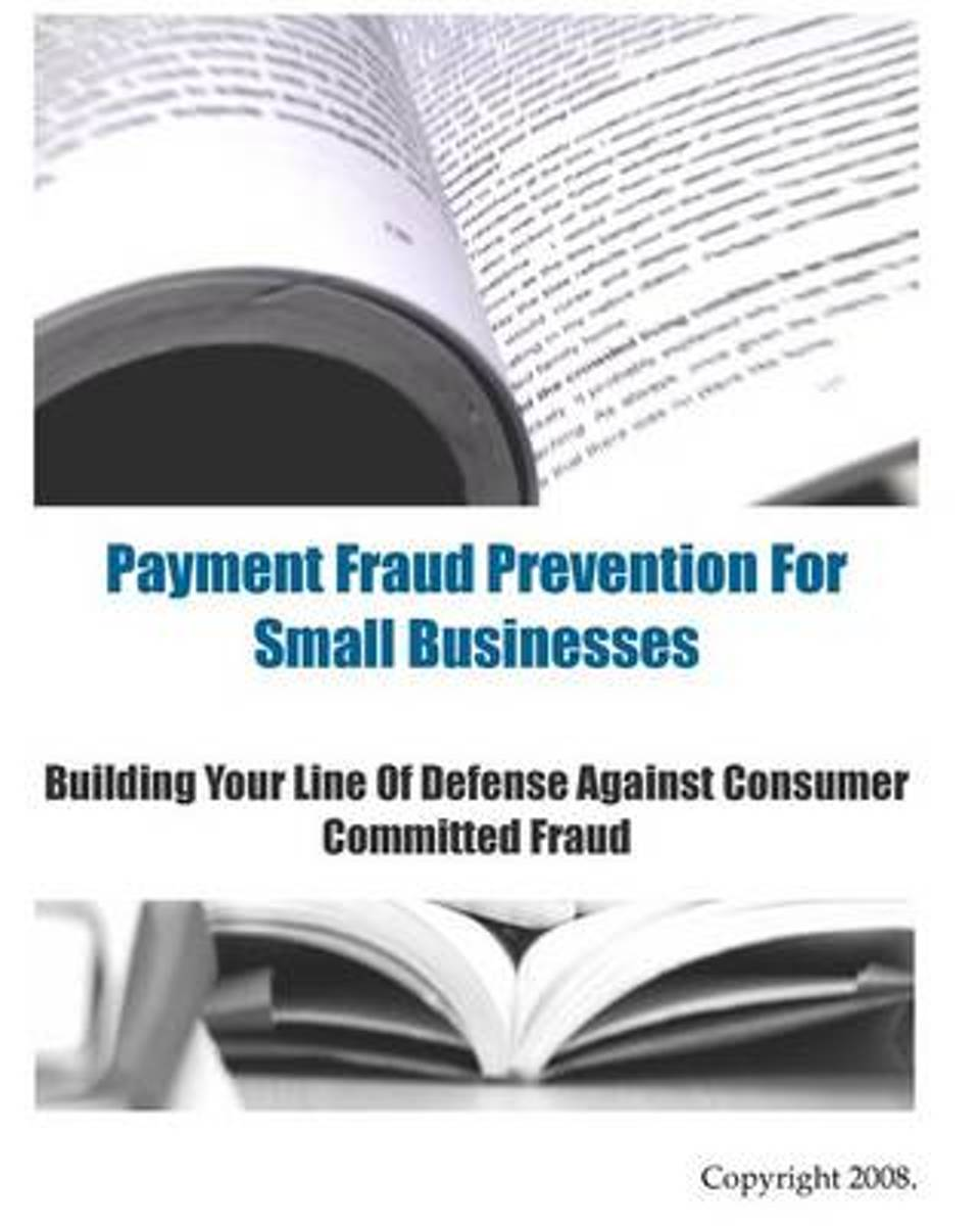 Payment Fraud Prevention for Small Businesses