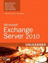 Microsoft�� Exchange Server 2010 Unleashed