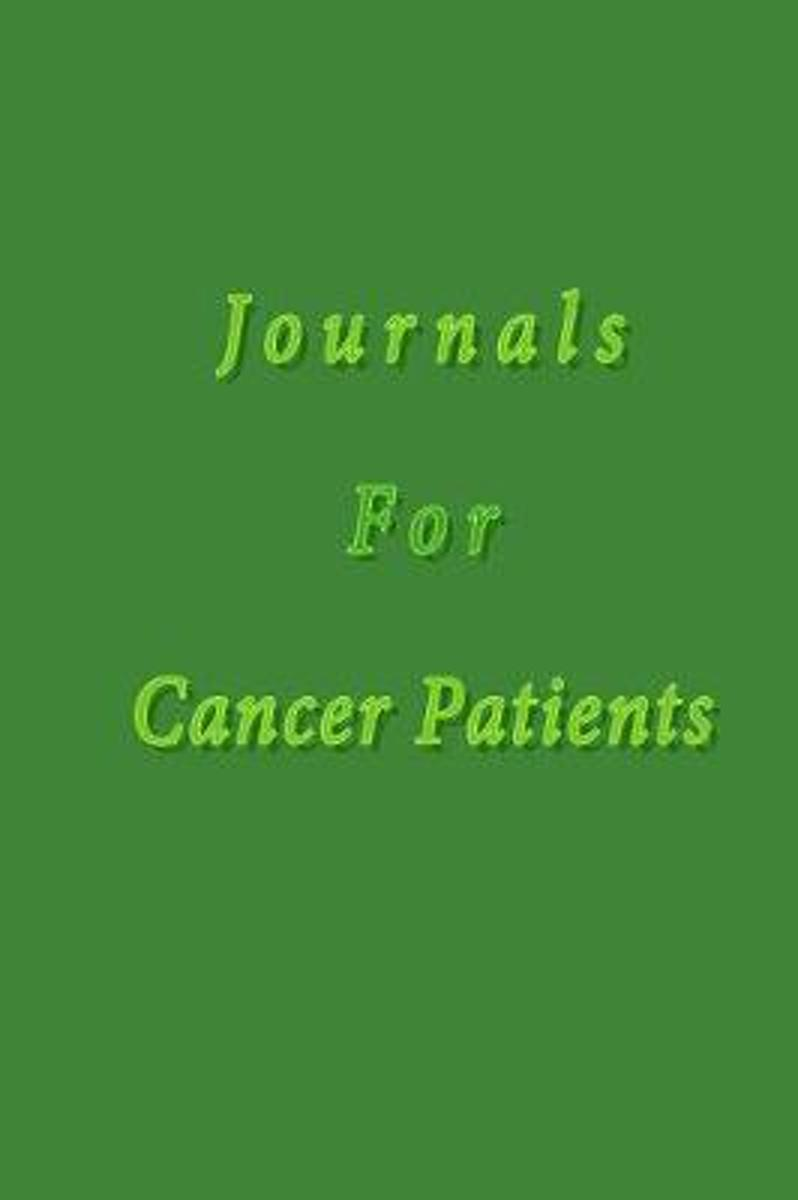 Journals for Cancer Patients