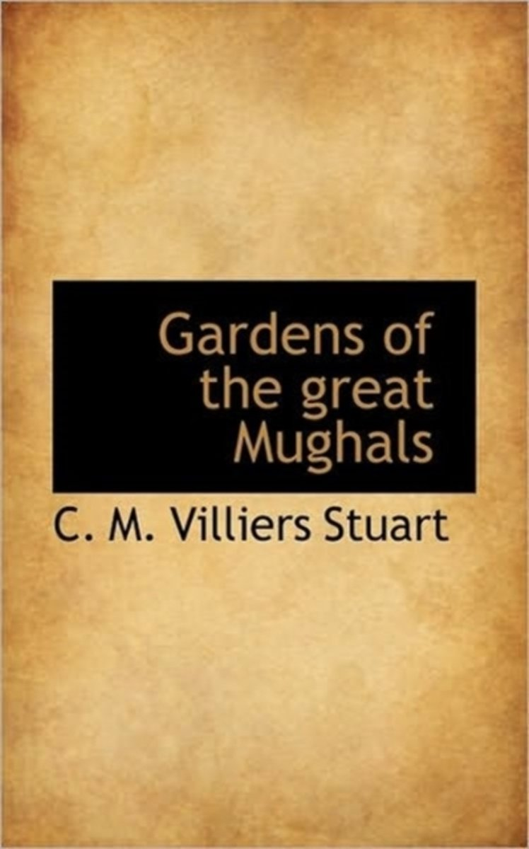 Gardens of the Great Mughals