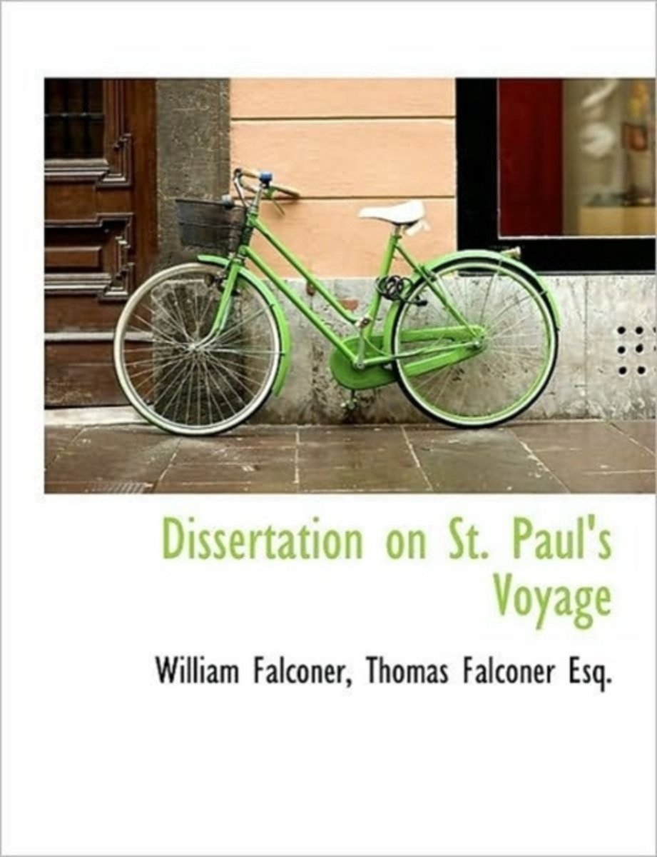 Dissertation on St. Paul's Voyage