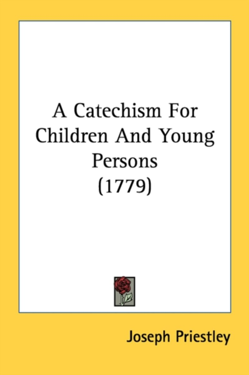 A Catechism for Children and Young Persons (1779)