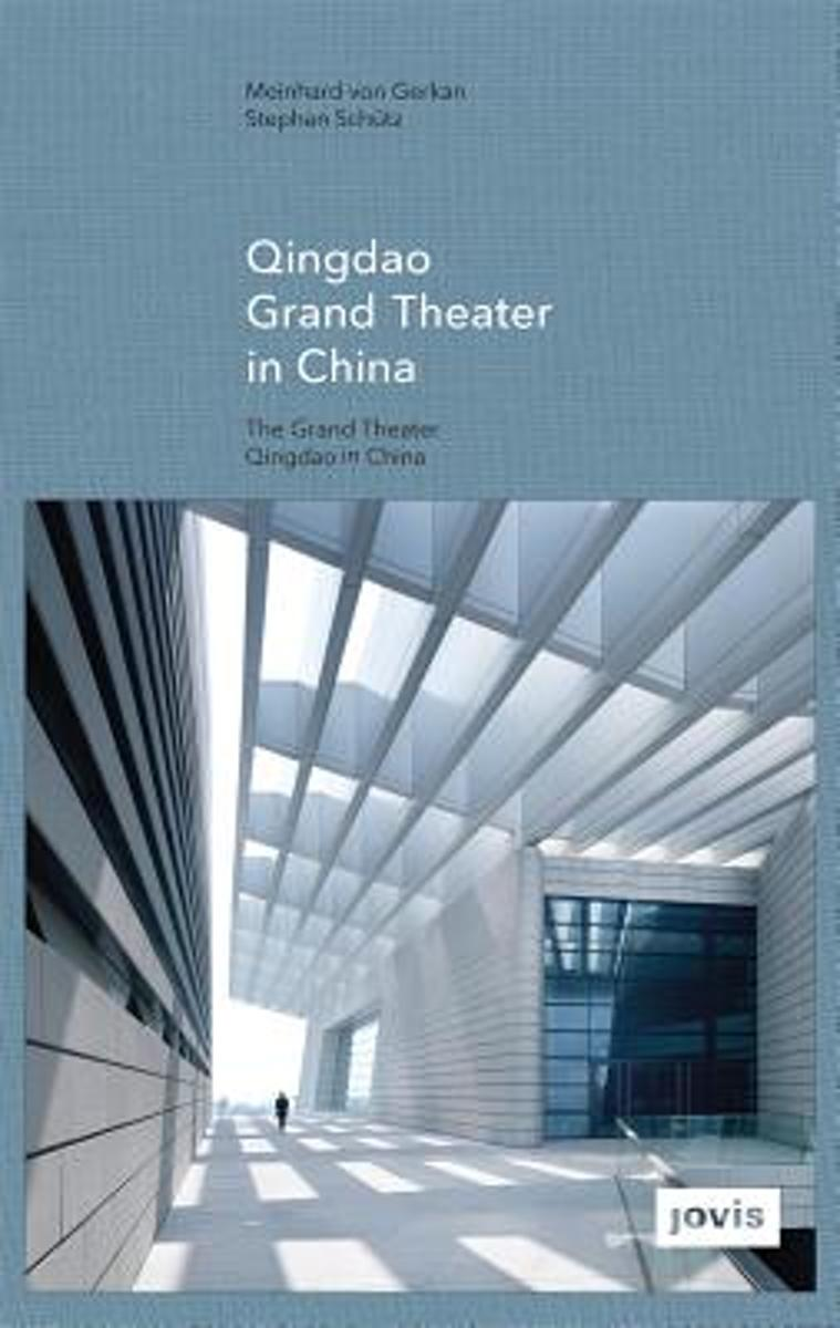 Qingdao Grand Theater in China
