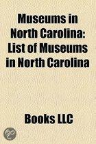 Museums In North Carolina: List Of Museums In North Carolina