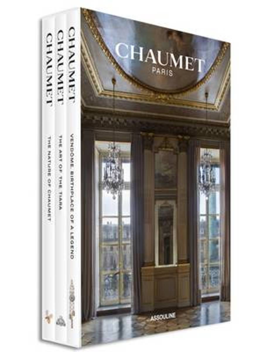 Chaumet Set of 3 Slipcased Set