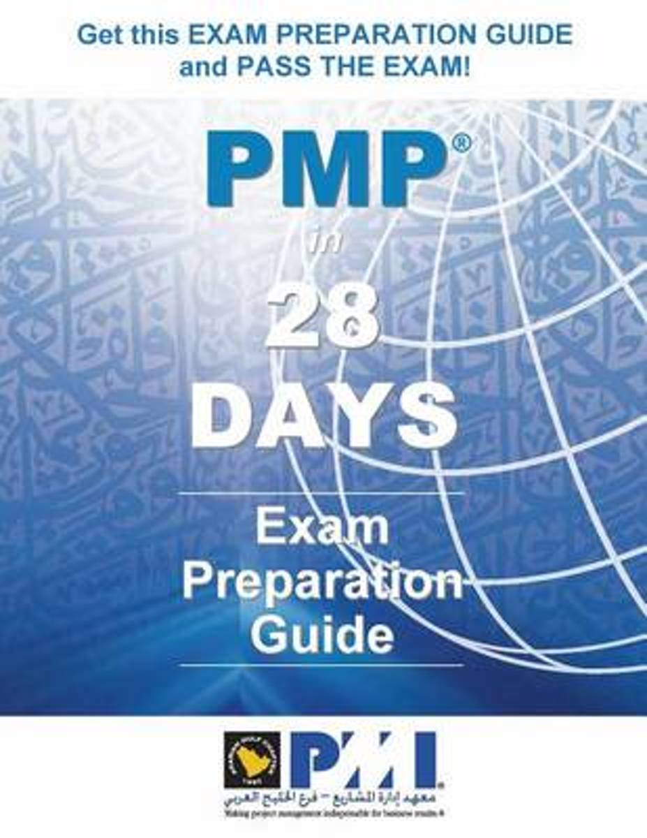 Pmp(r) in 28 Days - Full Color Edition