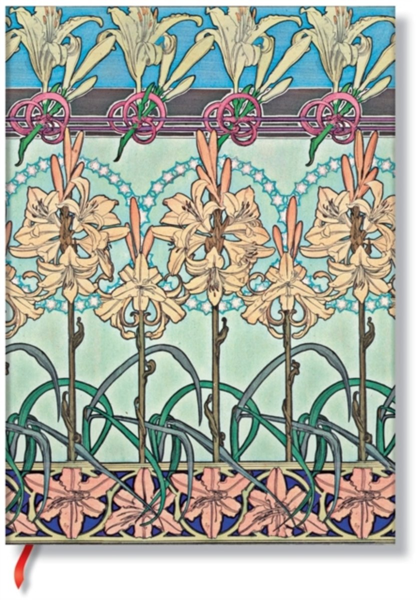 Paperblanks Tiger Lily Micro Lined Journal
