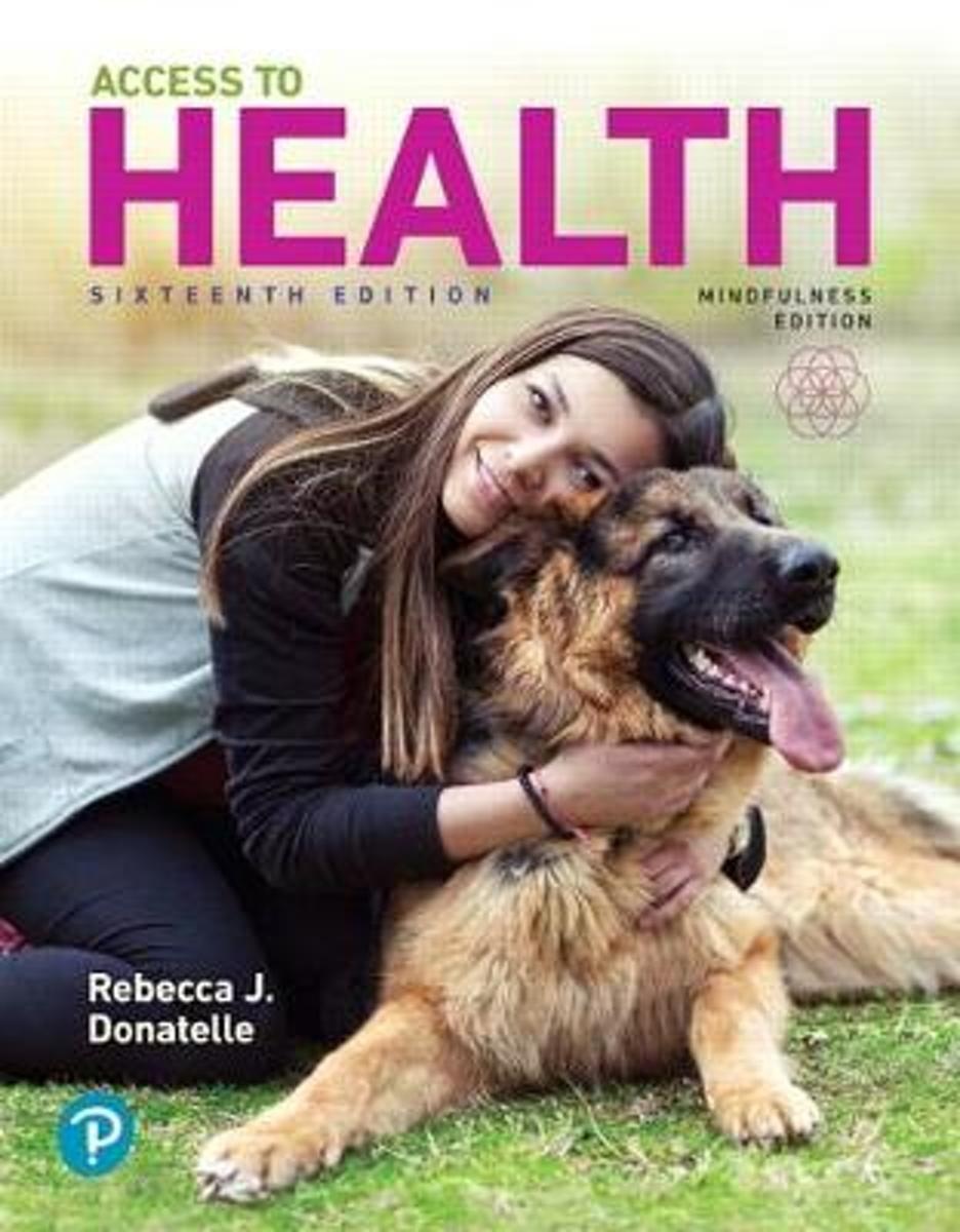 Access to Health Plus Mastering Health with Pearson Etext -- Access Card Package