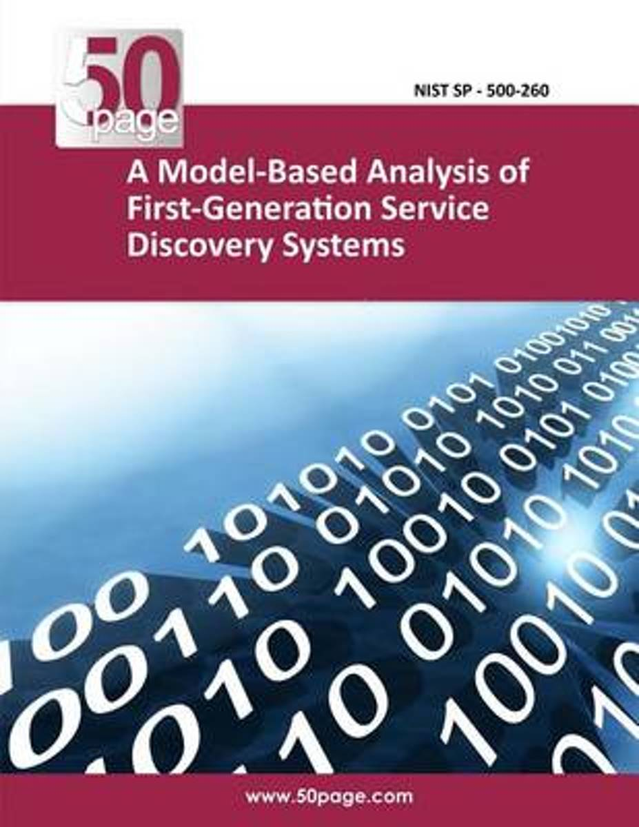 A Model-Based Analysis of First-Generation Service Discovery Systems