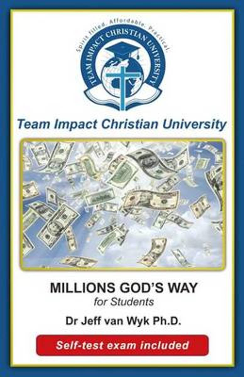 Million God's Way for Students
