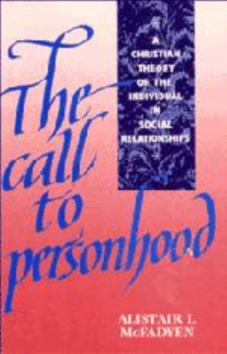 The Call to Personhood