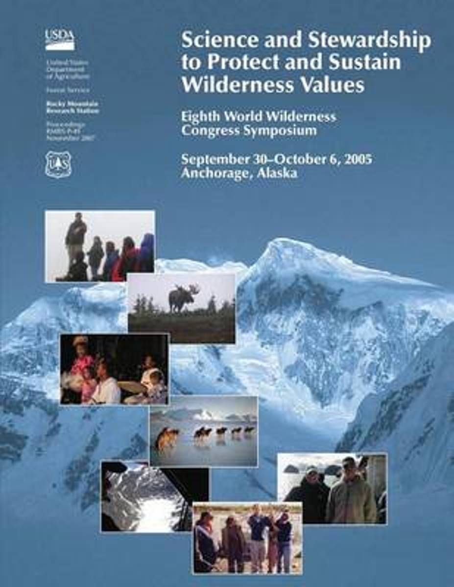 Science and Stewardship to Protect and Ststain Wilderness Values
