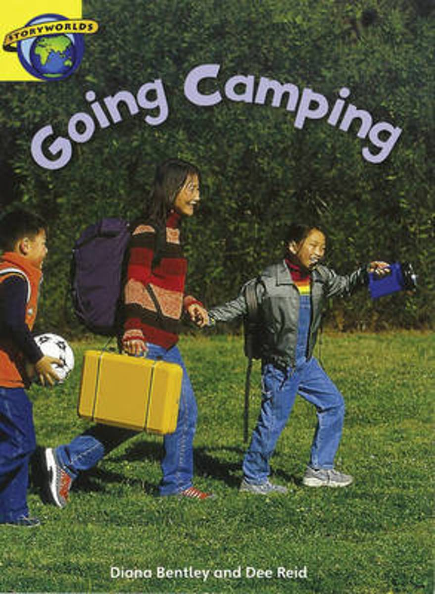 Fact World Stage 2: Going Camping