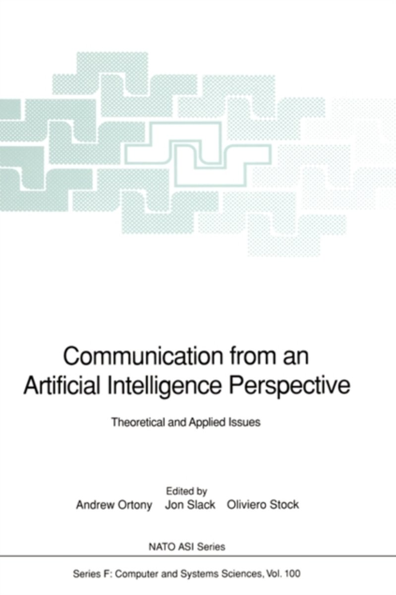 Communication from an Artificial Intelligence Perspective