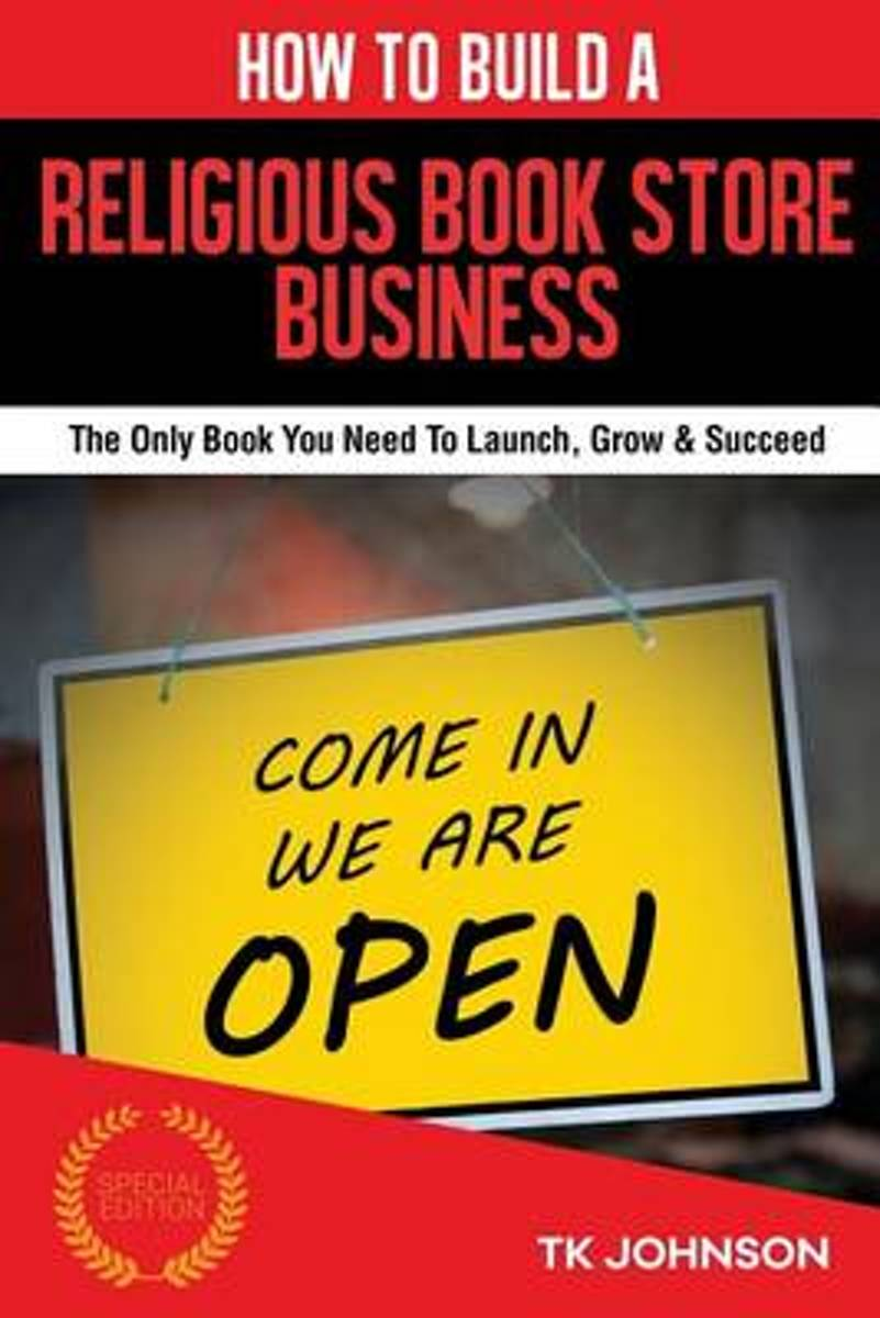 How to Build a Religious Book Store Business (Special Edition)