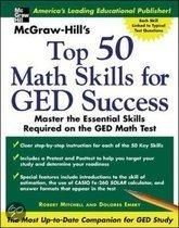 Mcgraw-Hill'S Top 50 Math Skills For Ged Success