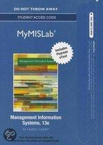 New MyMISLab with Pearson Etext -- Access Card -- for Management Information Systems