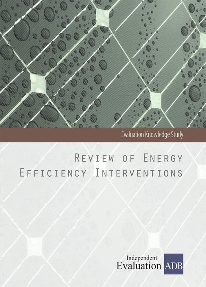 Review of Energy Efficiency Interventions