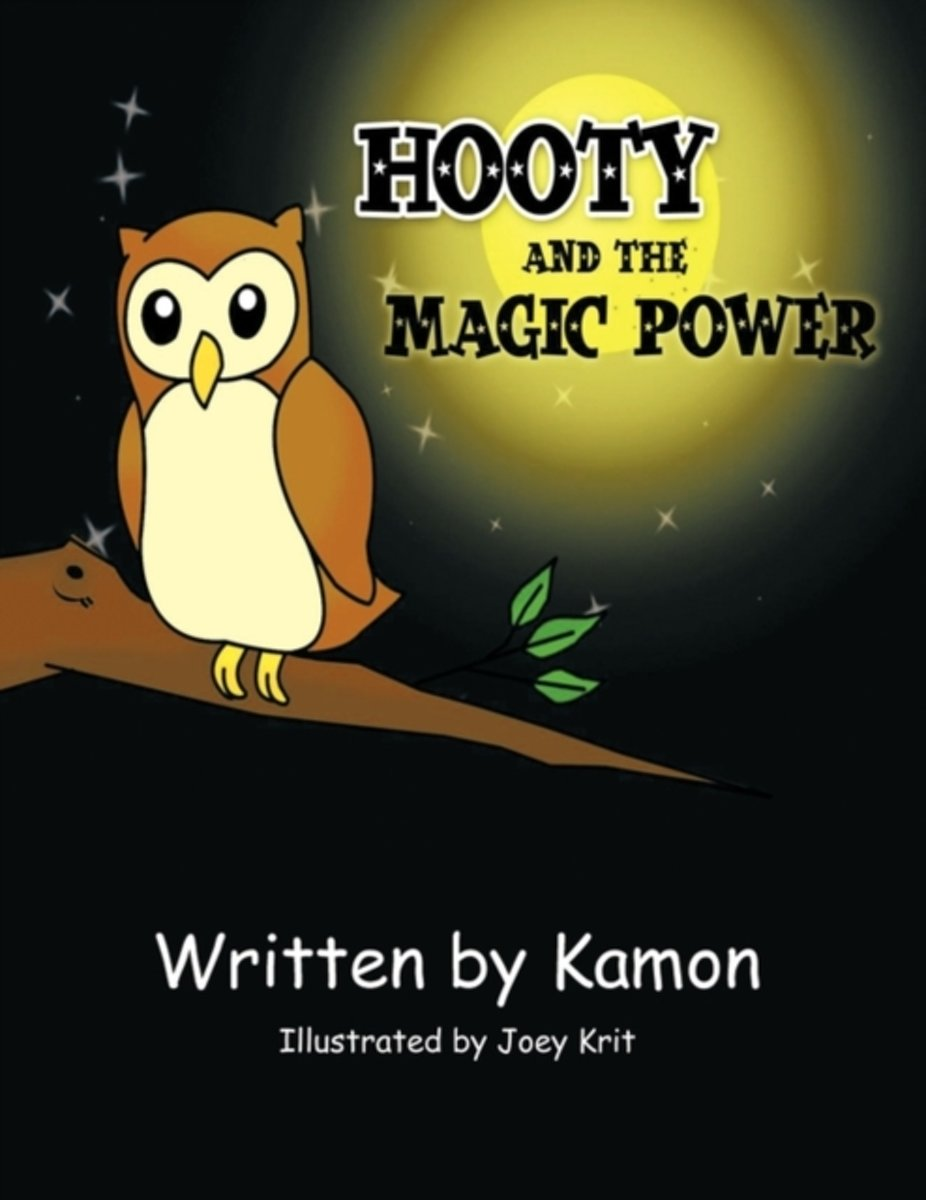 Hooty and the Magic Power