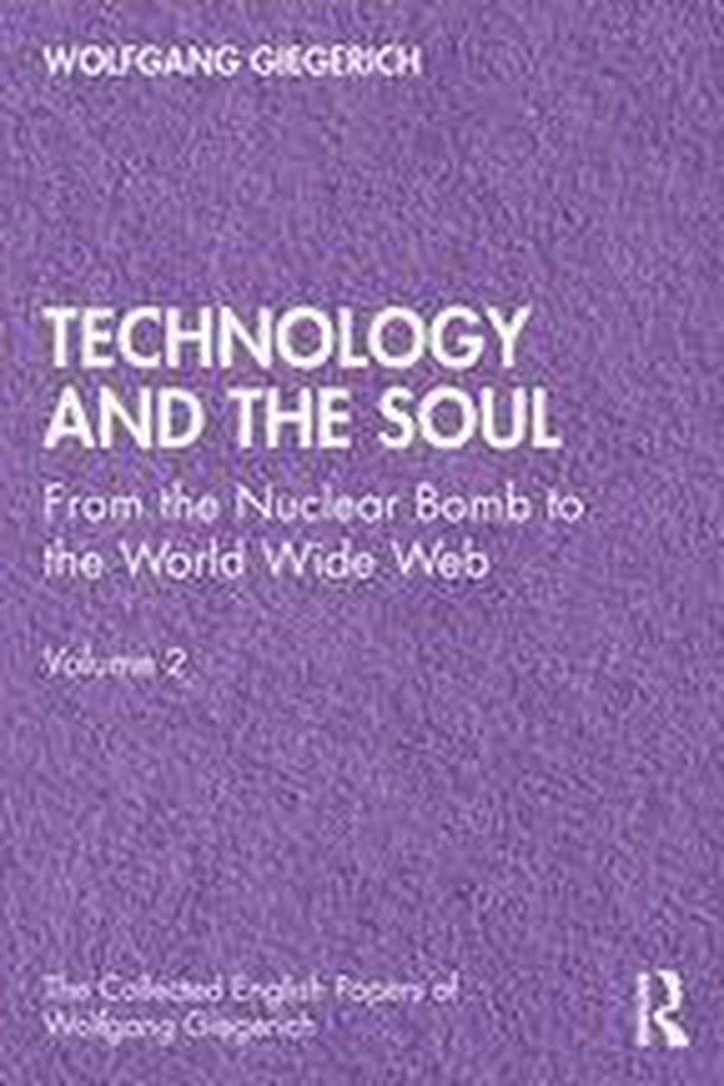 Technology and the Soul