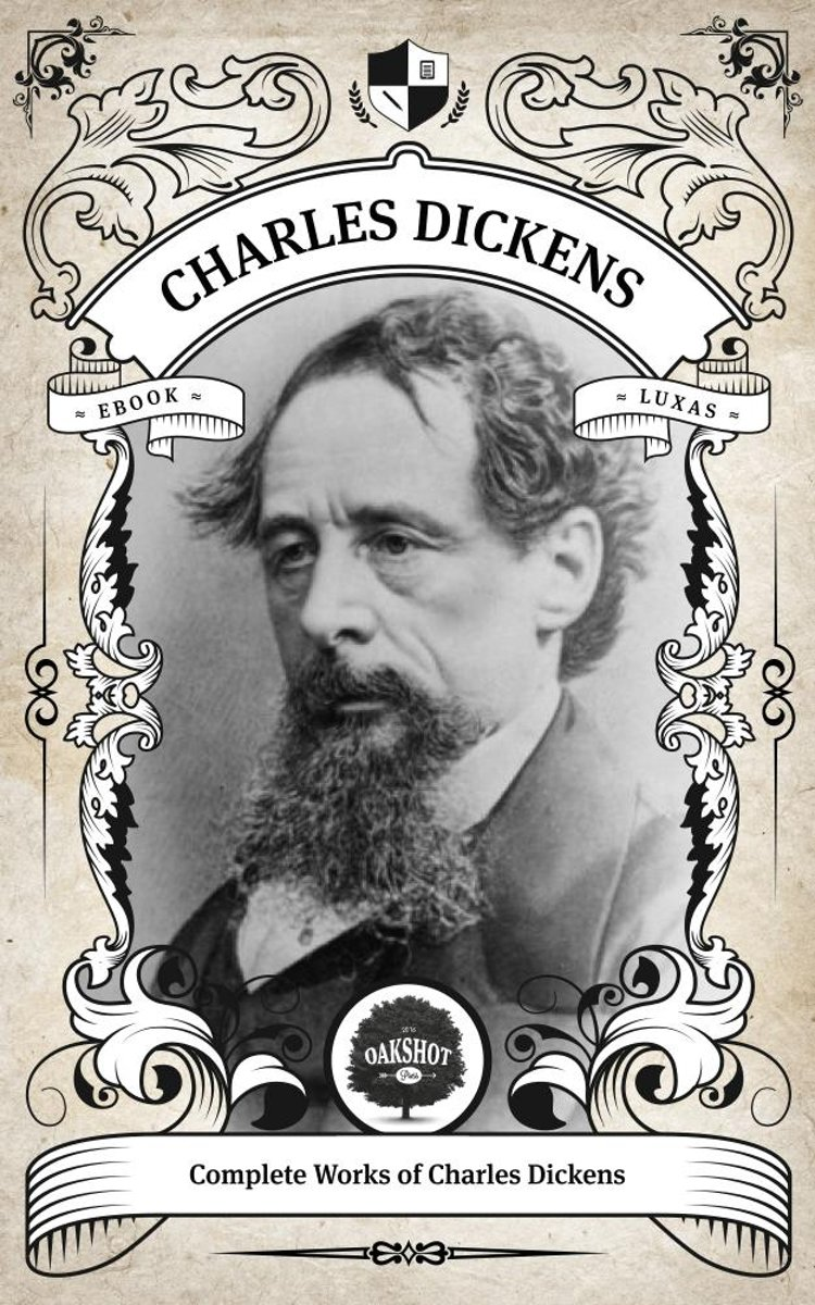The Complete Works of Charles Dickens (Illustrated, Inline Footnotes)