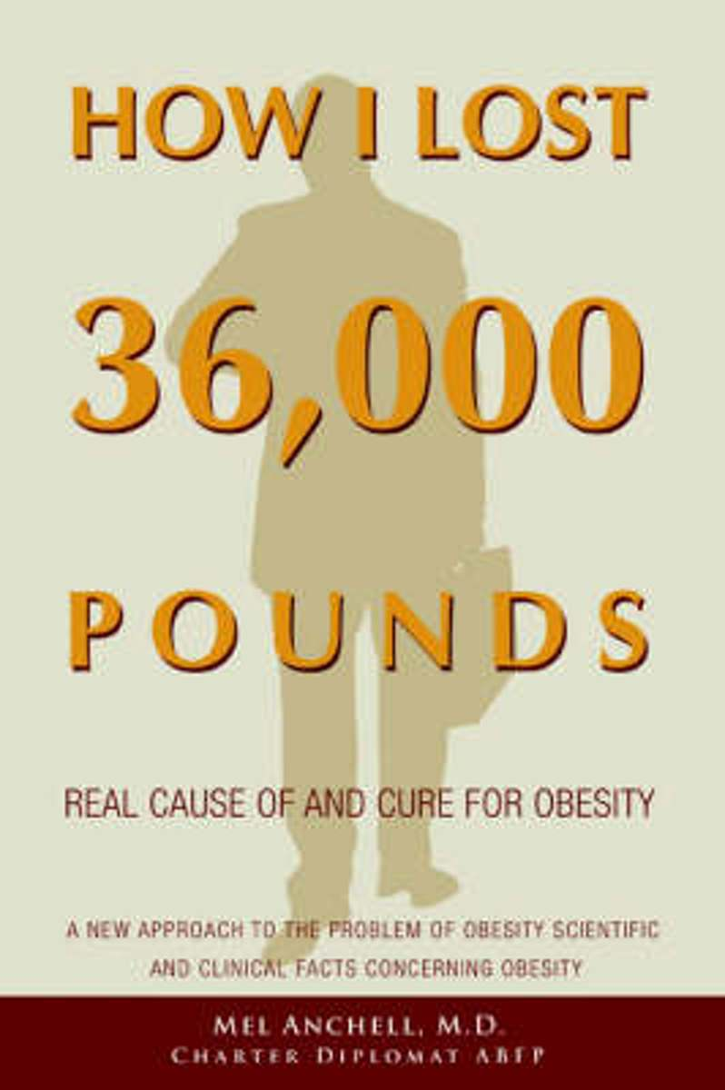 How I Lost 36,000 Pounds