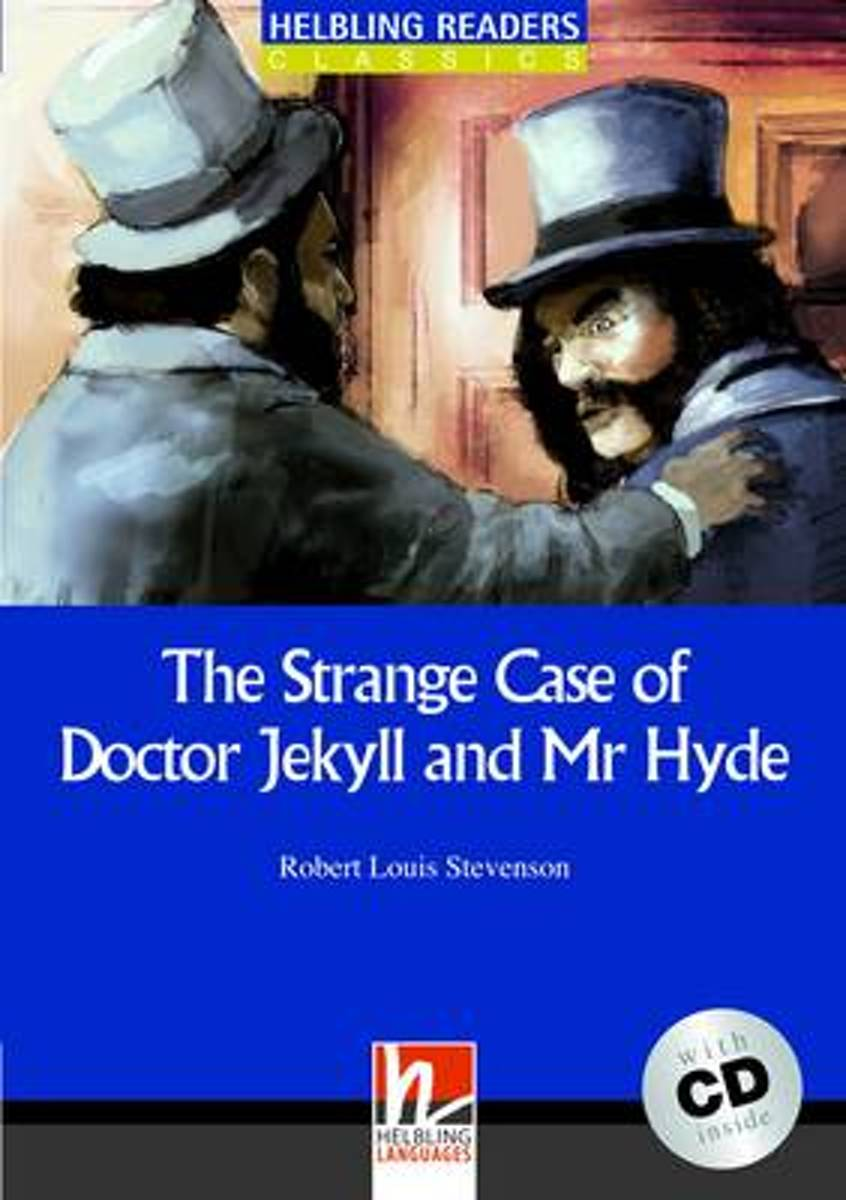 The Strange Case of Doctor Jekyll and Mr Hyde - Book and Audio CD Pack - Level 5