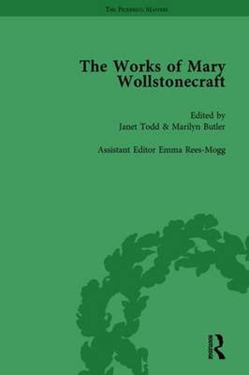 The Works of Mary Wollstonecraft Vol 3