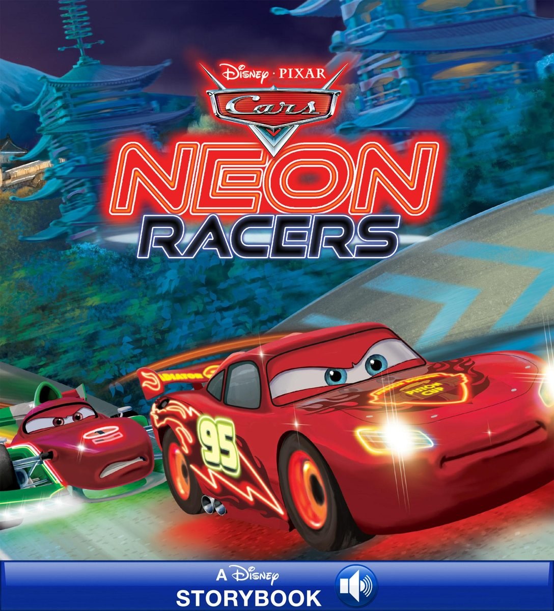 Cars: Neon Racers