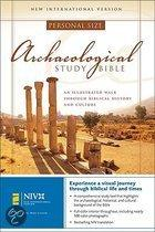 Archaeological Study Bible - An Illustrated Walk Through Biblical History and Culture