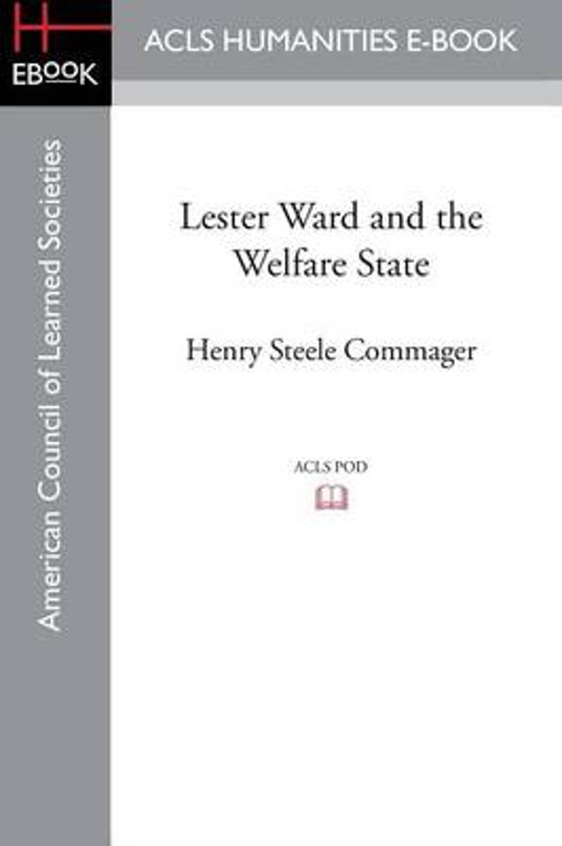 Lester Ward and the Welfare State